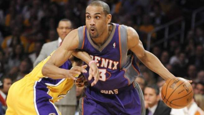 El ya exjugador de la NBA Grant Hill.