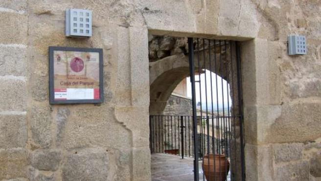 Casa del Parque de Arribes del Duero en Fermoselle (Zamora).