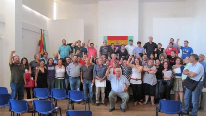 XVI Asamblea de IU en Almería
