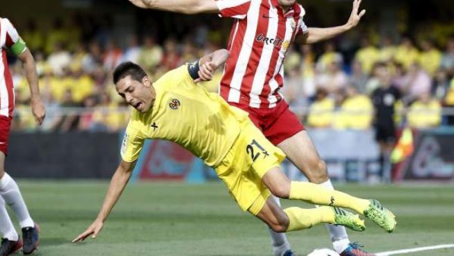 El Villarreal consiguió el ascenso tras derrotar al Almería.
