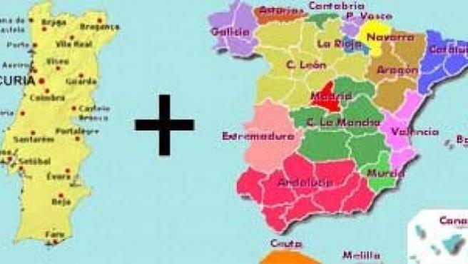 La hipotética unión de España y Portugal ha sido defendida por varios intelectuales a lo largo de la historia.