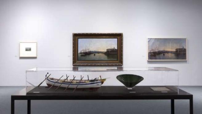 "Exposicion ""Obra de la primera epoca"". Museo Picasso Malaga"