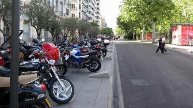 Arpacamiento Para Motocicletas.