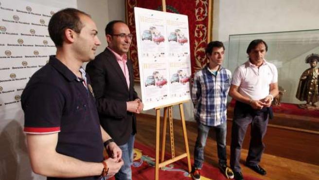 Presentación del Encuentro de Cigales
