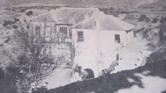 La Colonia o Villa Concha, en Víznar