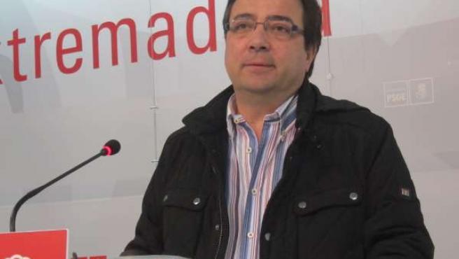 Guillermo Fernández Vara, PSOE
