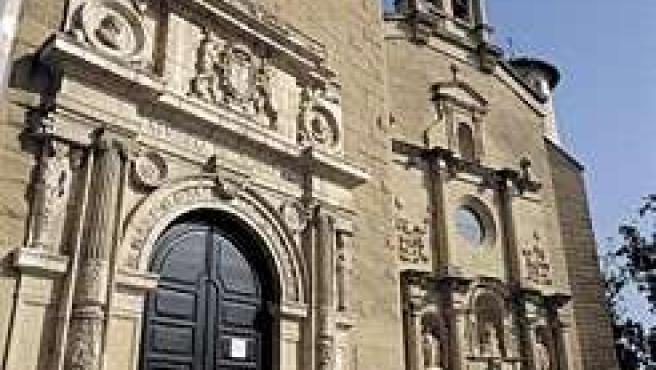 Museo De Navarra.