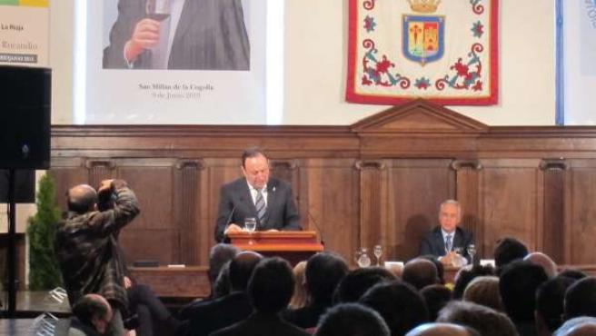 Discurso institucional Día de La Rioja