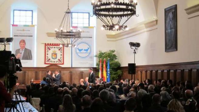 Acto Institucional del Día de La Rioja 2013