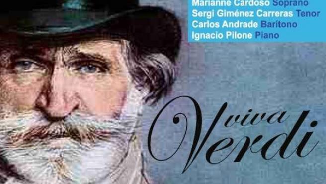 Cartel Viva Verdi