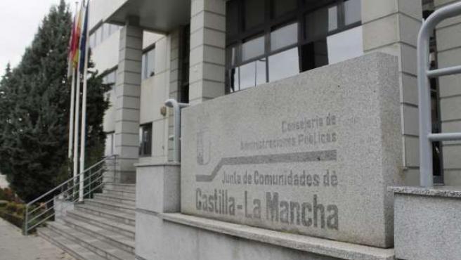 CONSEJERÍA ADMINISTRACIONES PÚBLICAS