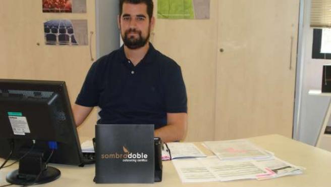 Carlos Martín director de Sombradoble