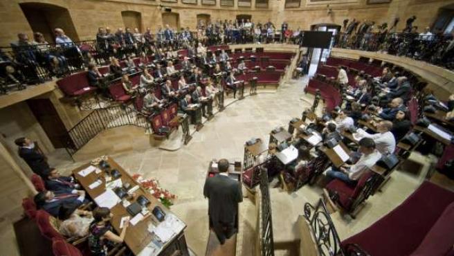 Pleno de Juntas Generales de Gernika