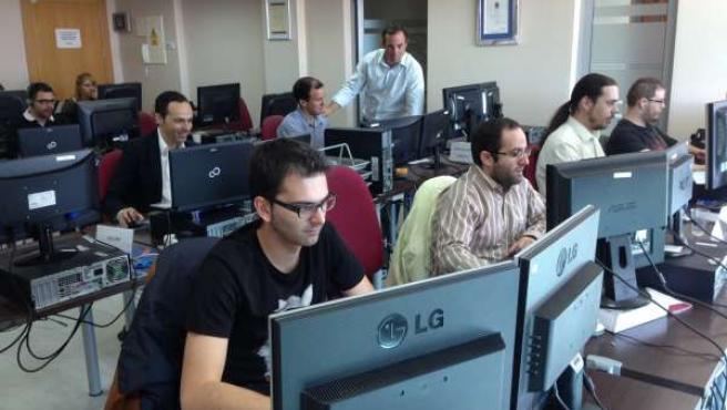 Participantes en el concurso de ideas convocado por Soltel