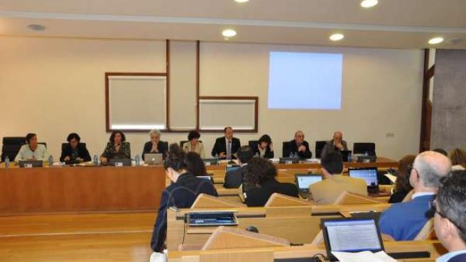 Consello de Goberno en Vigo