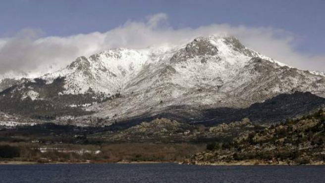 Cumbres de la Sierra de Guadarrama, declarado Parque Nacional, a caballo entre la Comunidad de Madrid y la de Castilla y León.