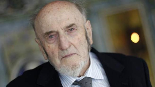 El escritor Álvaro Pombo