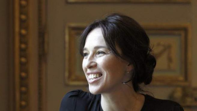 La actriz catanala Ariadna Gil.
