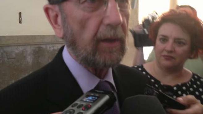 Manuel Gracia en Granada