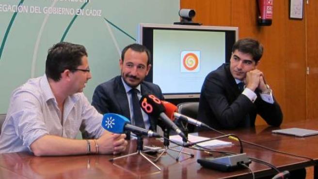 Tentusol presenta el megaparque instalado en Trebujena
