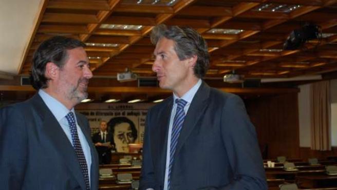 Reunión Serna secretario estado