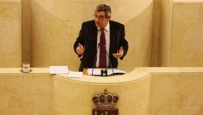 Eduardo Van Den Eynde, Diputado Del PP Cántabro