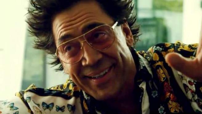 Javier Bardem en 'The Counselor'.