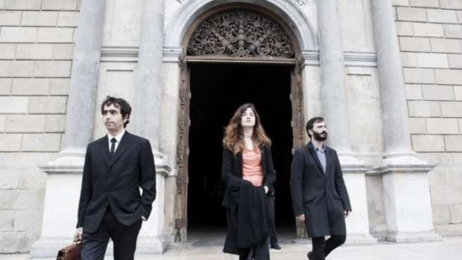 Martí Sales, Maria Rodés y Ramon Rodríguez son Convergència i Unió (PopArb)