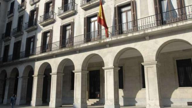 Ministerio de Defensa de Santander