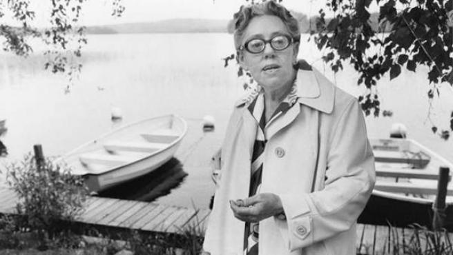 Maria Lang, autora de 'La muerte te espera'.