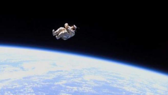 Astronauta.