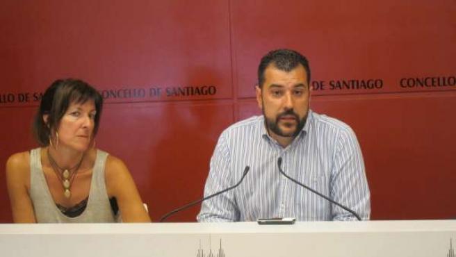 El concejal de fiestas, Francisco Noya