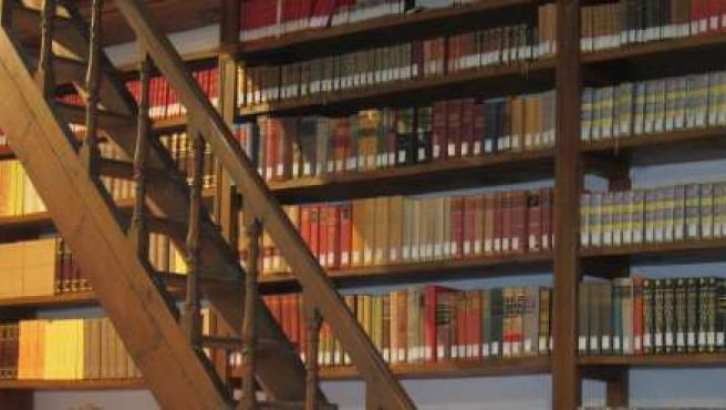 Una librería en Salamanca.
