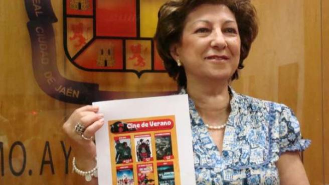 Cristina Nestares presenta el cine de verano