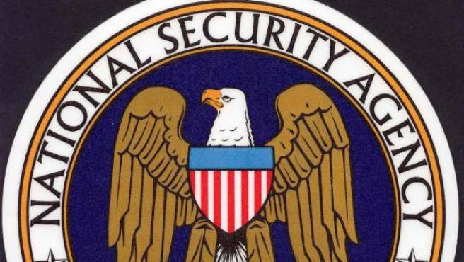 Logo de la Agencia de Seguridad Nacional (NSA) de EE UU.