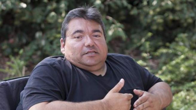 Jaume Girbau es uno de los impulsores de Sex Asistent Cataluña, el grupo de discapacitados que quiere abrir en España el debate de la legalización de los asistentes sexuales.