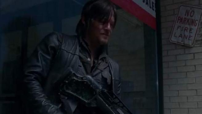 Una imagen del nuevo tráiler de 'The Walking Dead'.