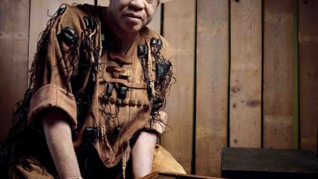 El cantante y compositor Salif Keïta.