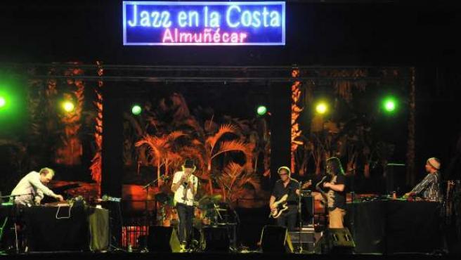 Festivales de Jazz de Almuñecar
