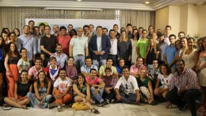 Clausura Junta Directiva Provincial de Nuevas Generaciones Cádiz
