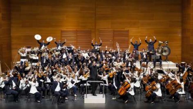 EGO orquesta joven de Euskal Herria