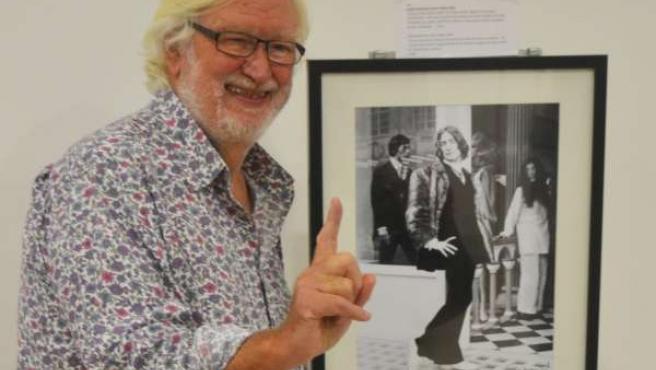 El británico Bill Zygmant repasa en San Pedro los iconos musicales
