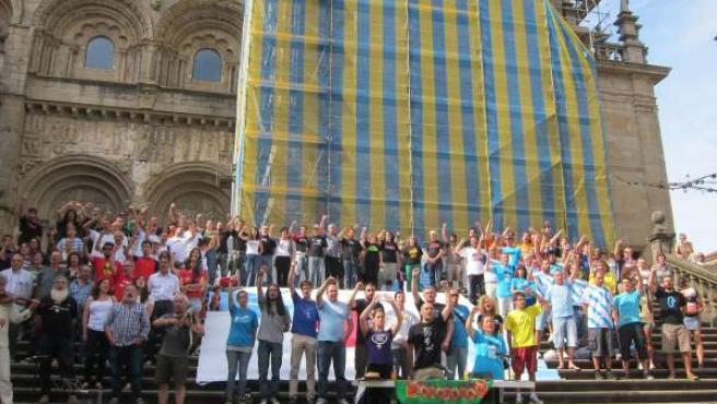 Presentación de Galiza pola Soberanía