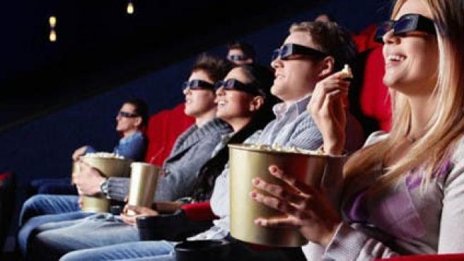 Tarifa plana: ¿La mejor salida para los cines en España?