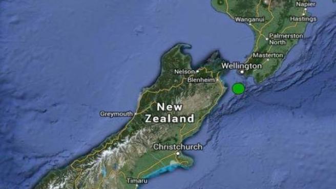 Cerca de Nueva Zelanda pueden producirse los terremotos más grandes del mundo.