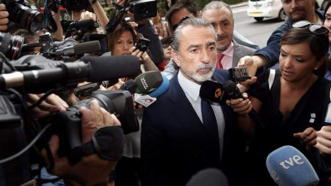 Francisco Correa, principal implicado en la trama Gürtel.