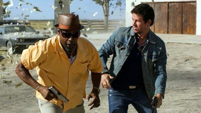 Tráiler de '2 Guns': Mark Wahlberg y Denzel Washington pegando tiros