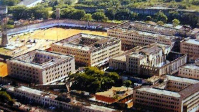 Imagen de archivo de la cárcel de Carandirú, en Sao Paulo (Brasil).