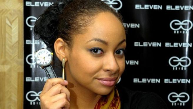 Raven Symone, en una imagen de enero de 2011.