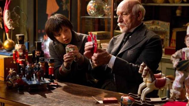 Fotograma de la película 'La invención de Hugo'